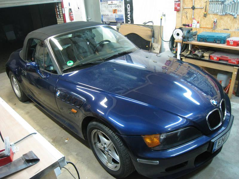 CarHifi Point Hattingen - BMW Z3 Roadster